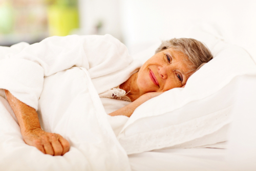 The Health Benefits of Sleep for Senior Citizens